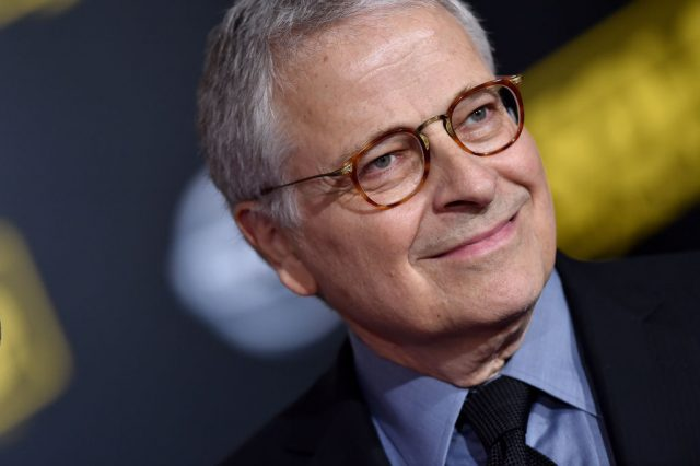 Lawrence Kasdan at the premiere of 'Solo: A Star Wars Story'