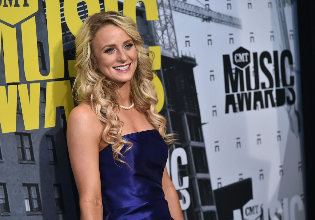 Leah Messer | Mike Coppola/WireImage