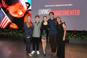 Selena Gomez Comments On the Netflix Documentary Series, 'Living Undocumented'