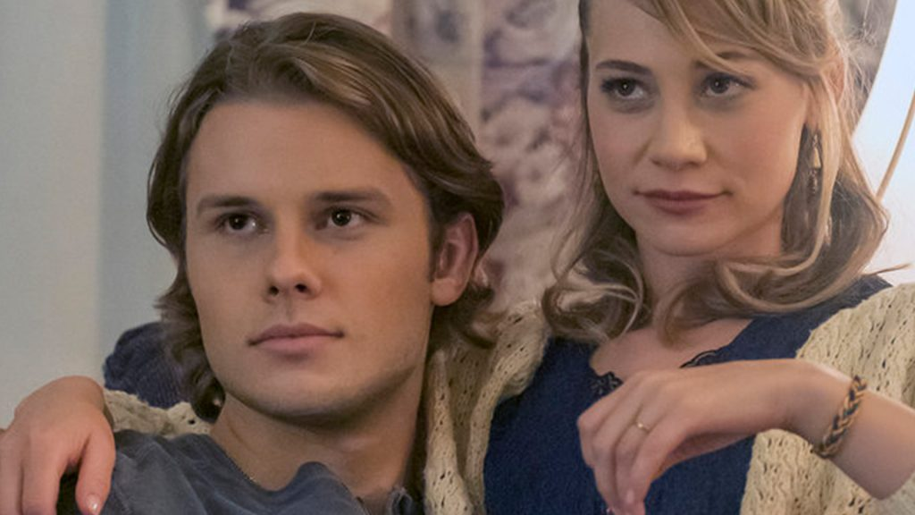 Logan Shroyer and Amanda Leighton as Kevin and Sophie on 'This Is Us'