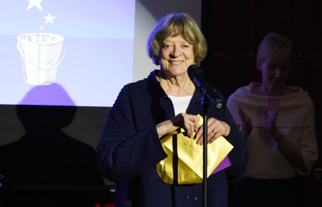 Maggie Smith in 2017
