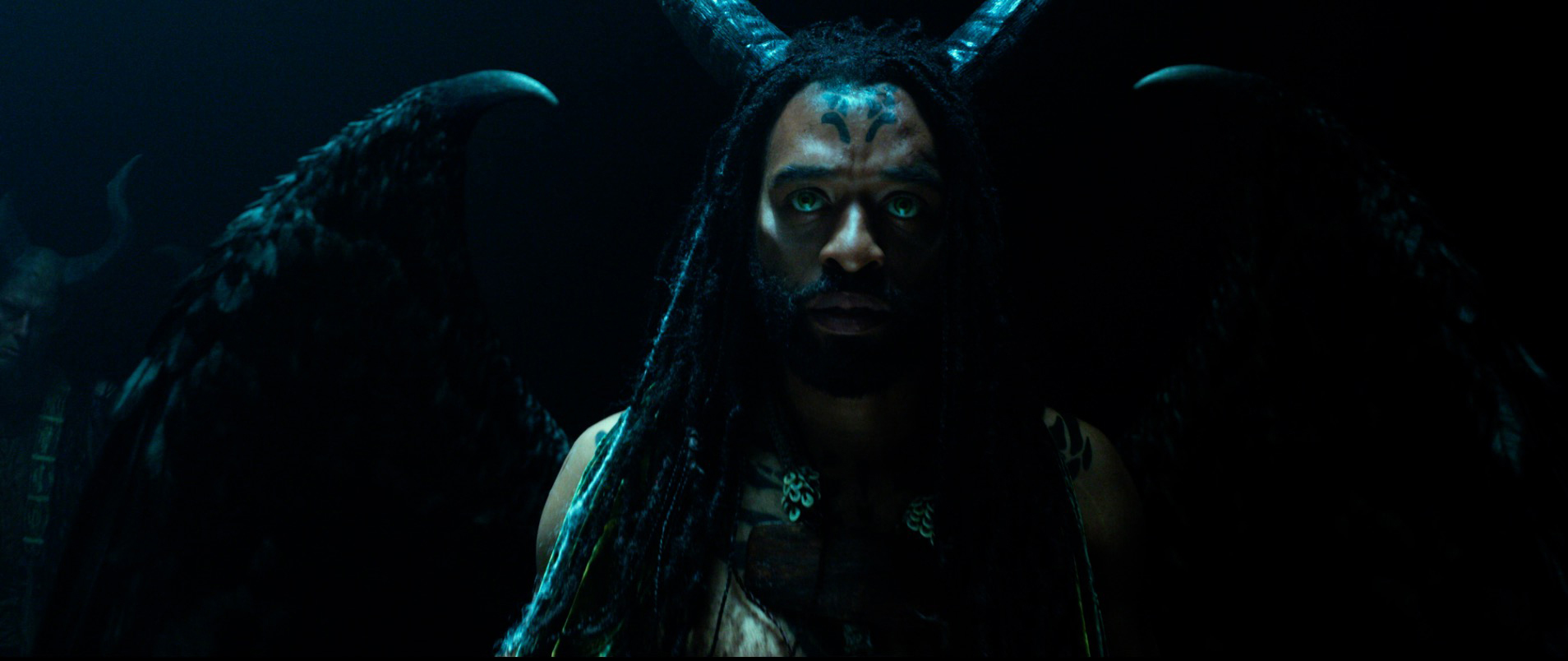 How The Maleficent Sequel Turned Chiwetel Ejiofor Into A Faery