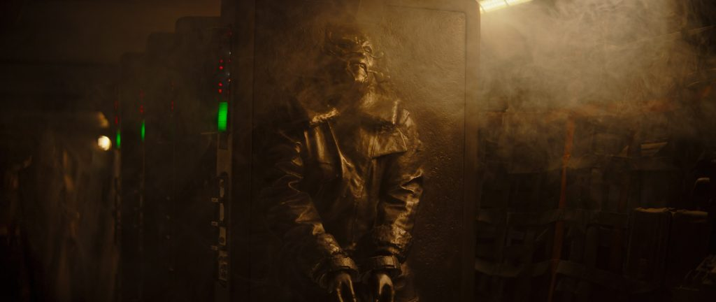 Carbonite is back in The Mandalorian