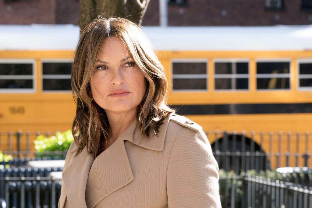 Mariska Hargitay in 'Law & Order: SVU'