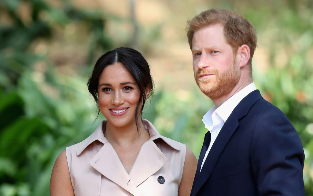 Meghan, Duchess of Sussex and Prince Harry, Duke of Sussex