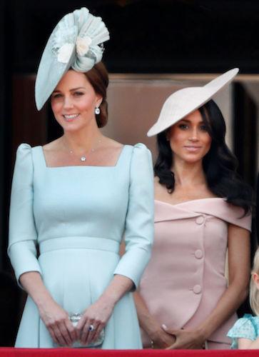 Kate Middleton Makes it Clear That Shes a Bigger Fashion Icon Than Meghan Markle