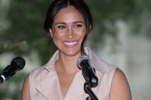 Meghan Markle Accidentally Broke Royal Protocol By Doing This on Her Last Day in Africa
