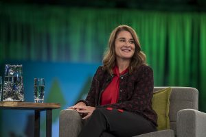 Why Melinda Gates Made Bill Drive Their Kids to School