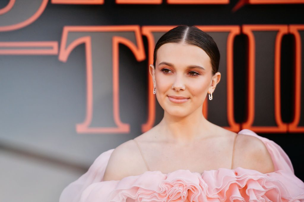 Millie Bobby Brown arrives at the Stranger Things 3 World Premiere