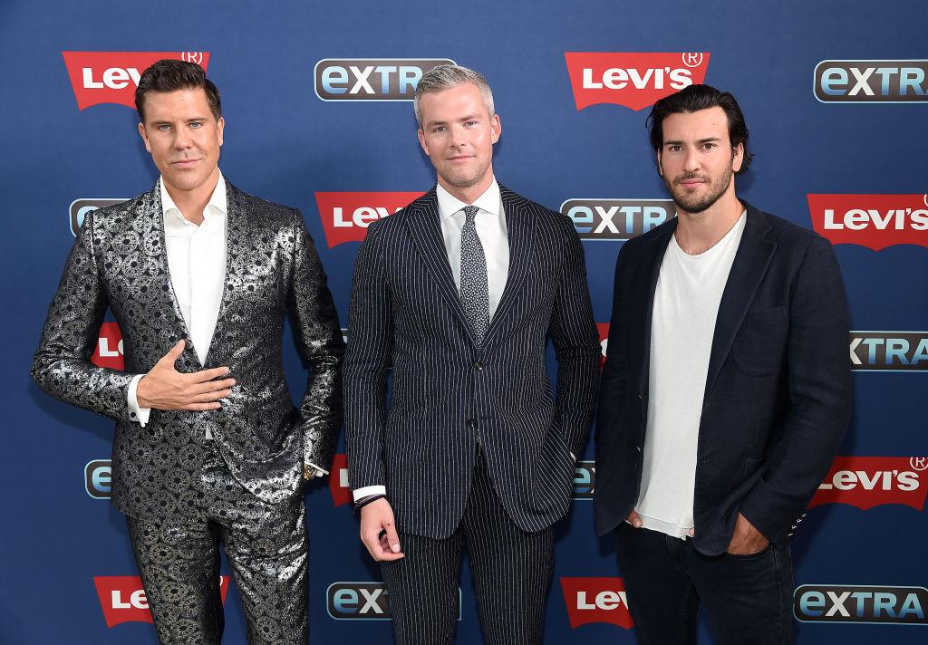 Fredrik Eklund, Ryan Serhant, and Steve Gold