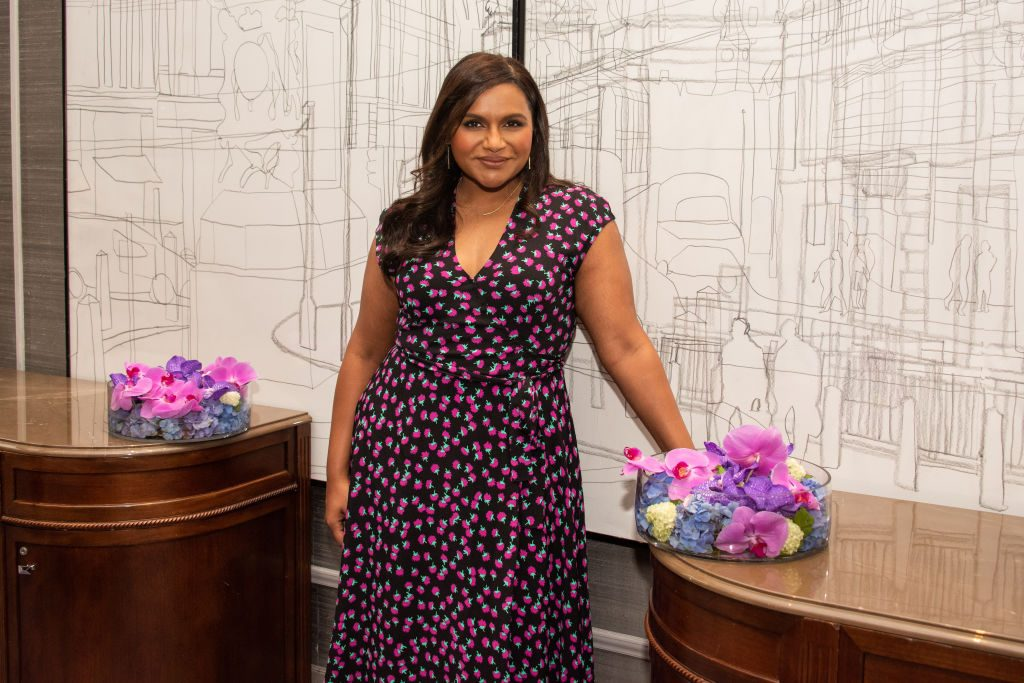 Mindy Kaling, producer of The Office