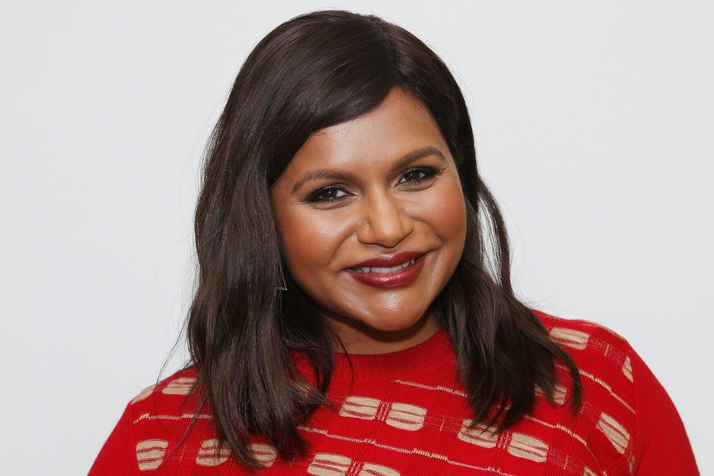 Mindy Kaling   Lars Niki/Getty Images for The Academy Of Motion Picture Arts & Sciences