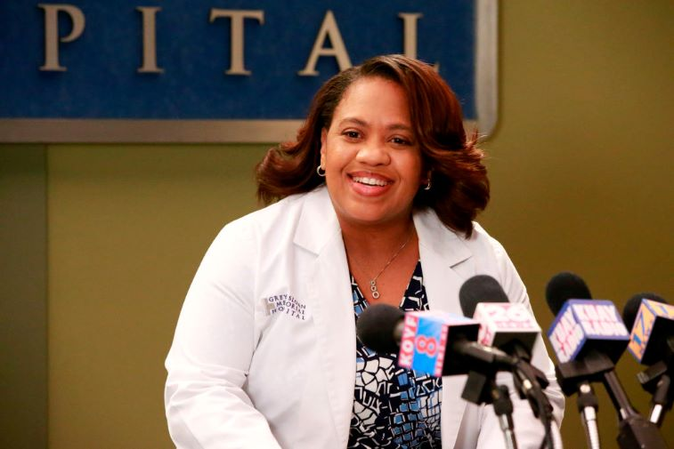 Grey's Anatomy's Miranda Bailey