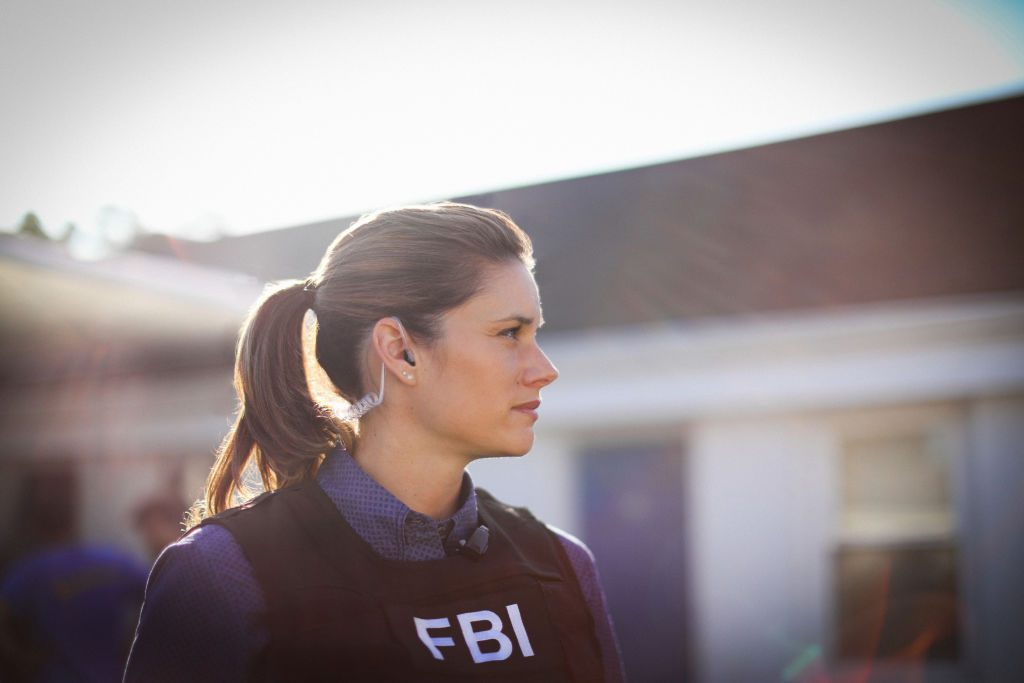 Missy Peregrym as Special Agent Maggie Bell | Michael Greenberg/CBS via Getty Images
