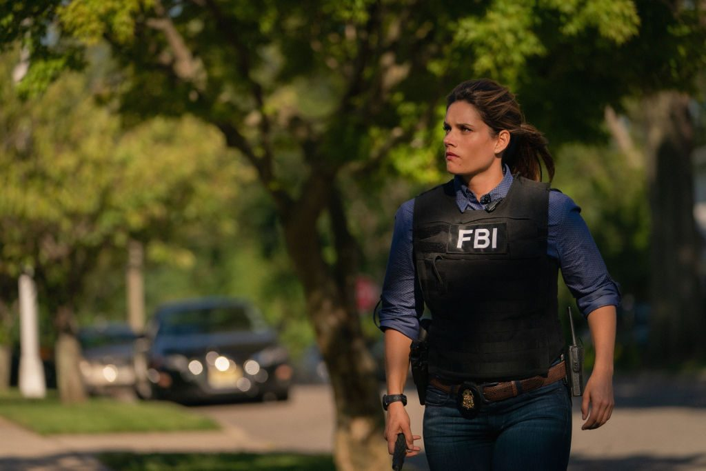 Missy Peregrym as Special Agent Maggie Bell | Michael Parmelee/CBS via Getty Images