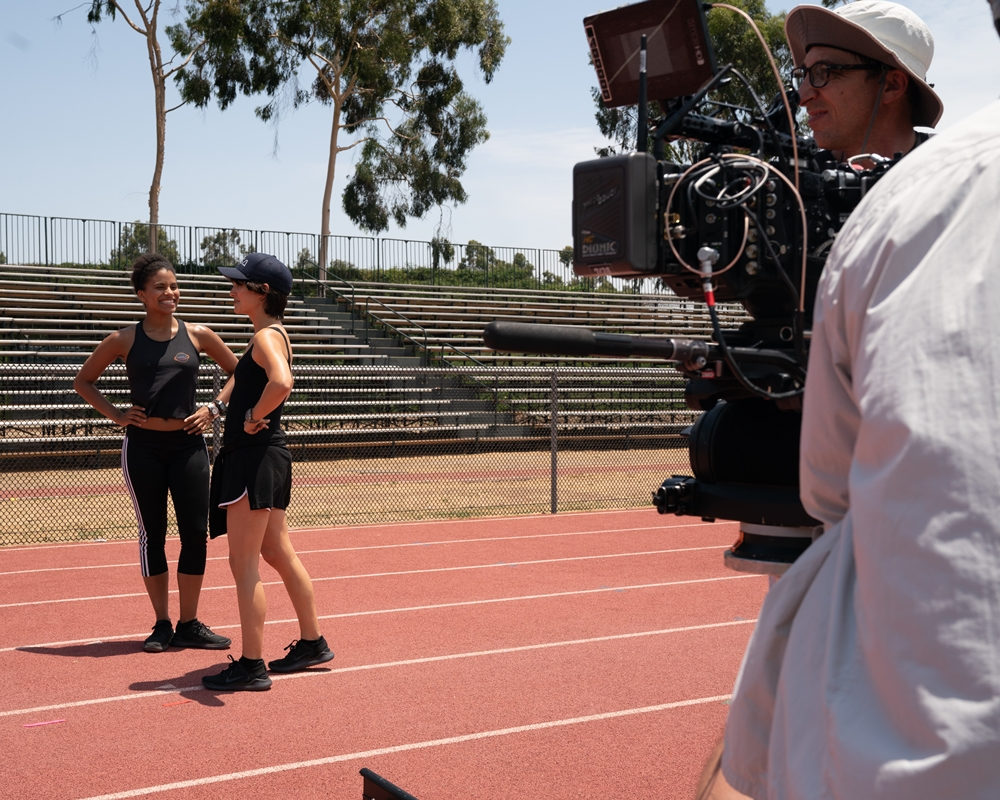Zazie Beetz and Natalie Portman