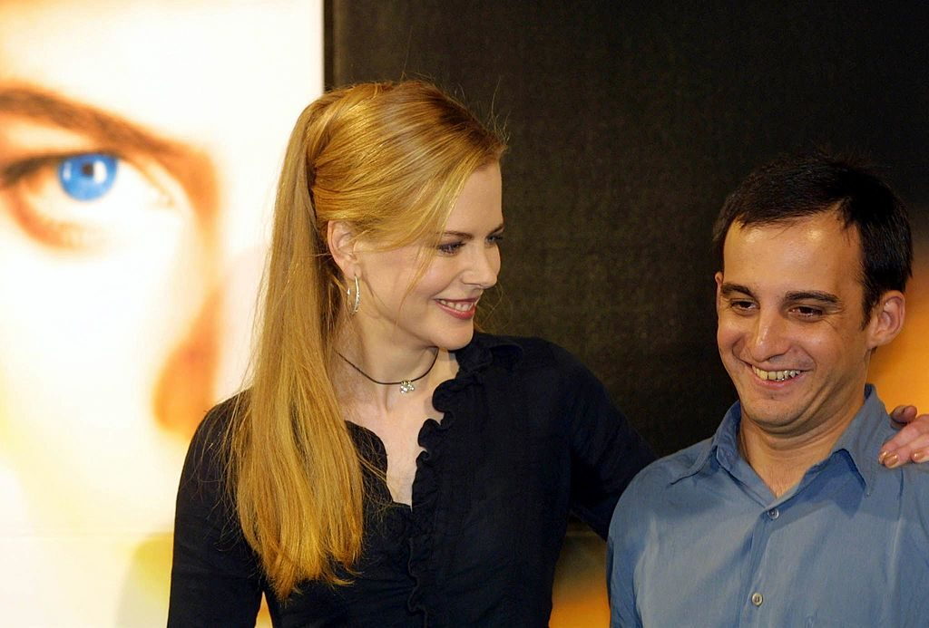 Nicole Kidman and Alejandro Amenabar