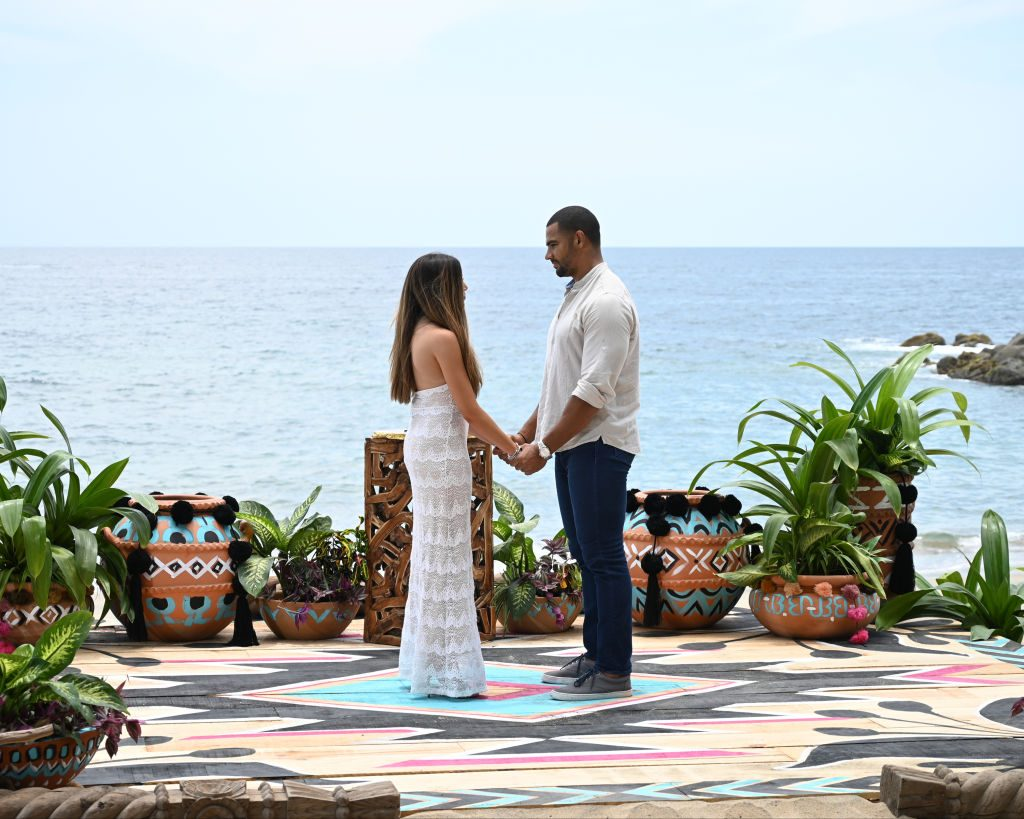 Nicole Lopez-Alvar and Clay Harbor on 'Bachelor in Paradise'