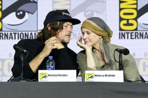 'The Walking Dead': Norman Reedus Talks Carol and Daryl Running Away Together and More