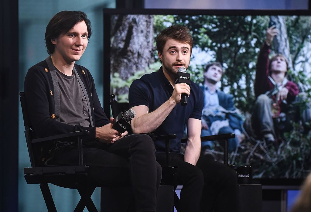 Paul Dano and Daniel Radcliffe