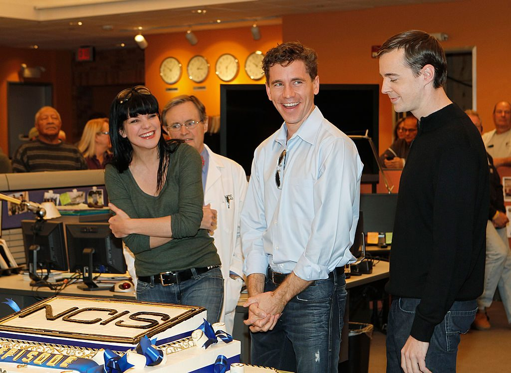 Pauley Perrette, Brian Dietzen, and Sean Murray | Michael Yarish/CBS via Getty Images