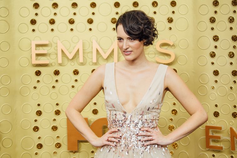 Phoebe Waller-Bridge on the red carpet