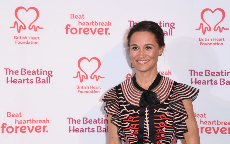 Pippa Middleton attends an event