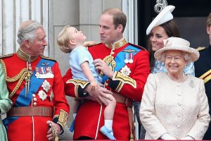 Prince Charles Reportedly Blames Kate Middleton's Parents for Not Being Able to See Prince George More Often