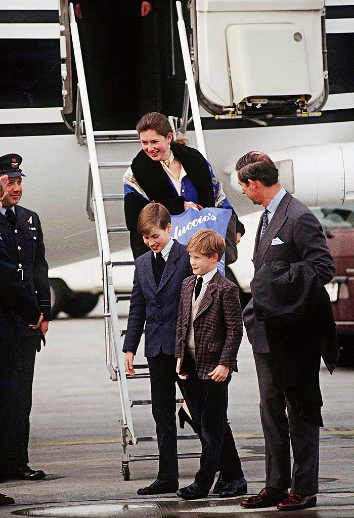 Tiggy and Prince Charles