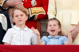 What Are Prince George and Princess Charlotte Being For Halloween?