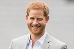 Prince Harry's Video With Ed Sheeran Has the Internet Losing It Over a Doorbell