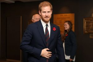 Prince Harry Reveals He Was Always Teased At School For This Odd Habit