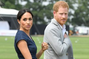 Prince Harry Just Proved He'll Do Anything to Protect Meghan Markle