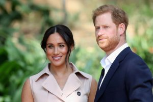 Did Prince Harry and Meghan Markle Just Start a New War They Can't Win?