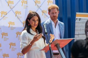 The Ridiculous Reason Royal Fans Are Blaming Meghan Markle For a Recent Instagram Error