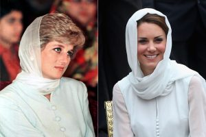 How Prince William and Kate Middleton Are Honoring Princess Diana on Their Royal Tour of Pakistan