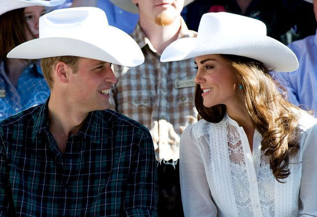 Prince William and Kate Middleton Canada