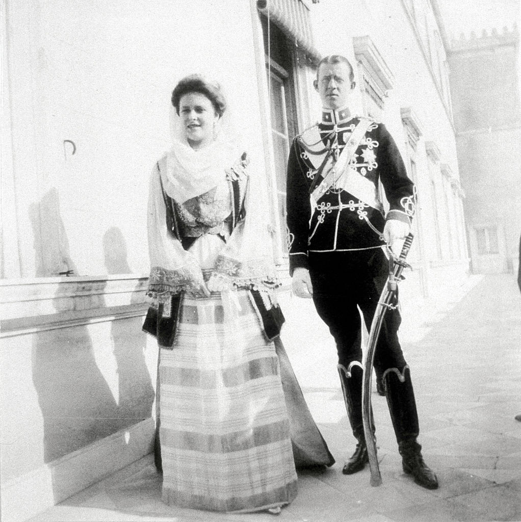 Princess Alice and Prince Andrew