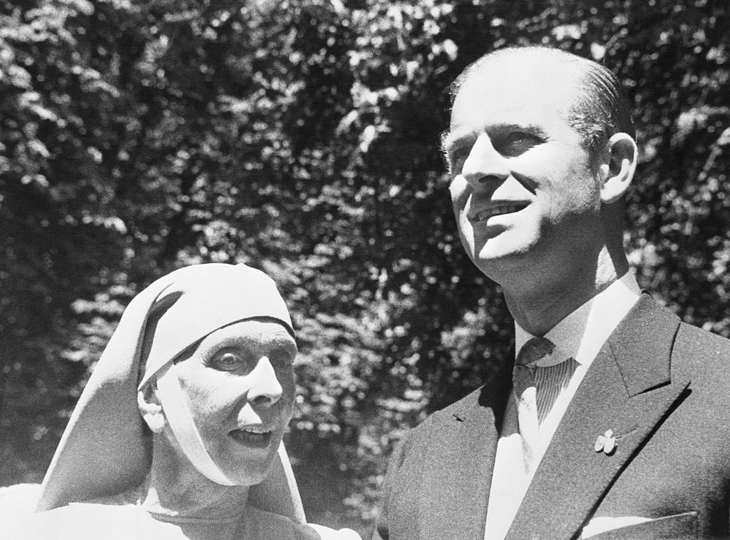 Prince Philip and Princess Alice