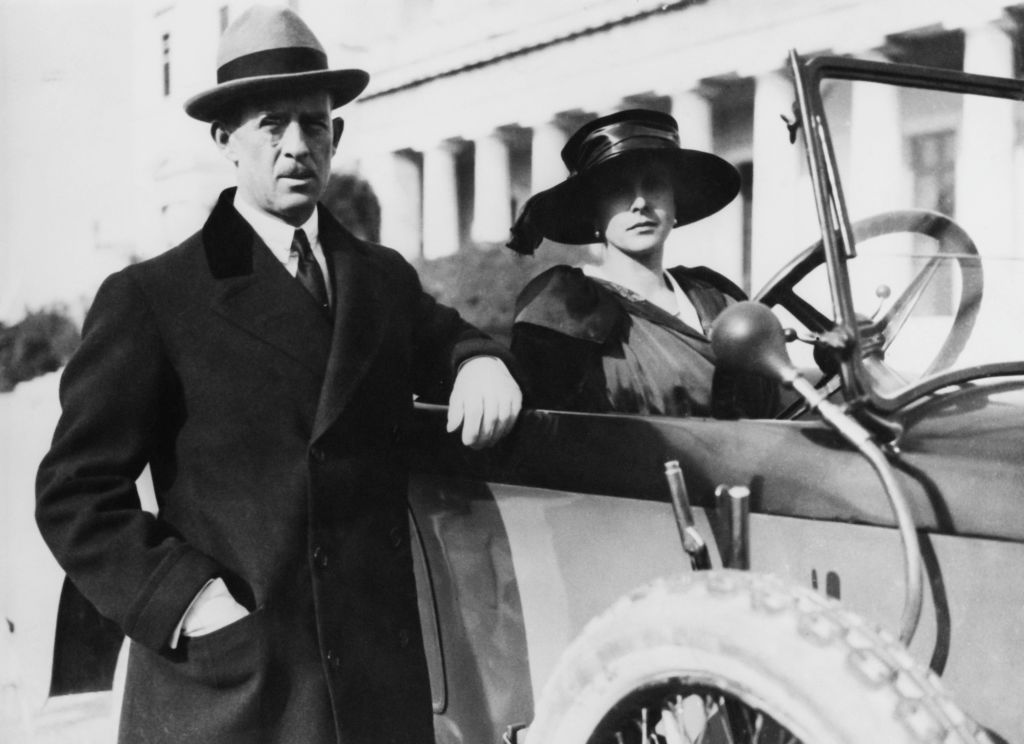 Prince Andrew and Princess Alice