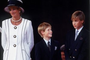 Princess Diana Continues to Inspire Prince William and Prince Harry to Be Better Men