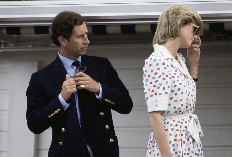 Princess Diana and Prince Charles