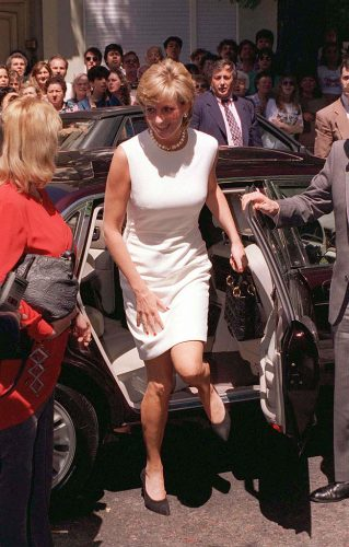 Princess Diana in Argenita