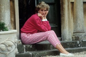 Kensington Palace Posted an Emotional Throwback Photo of Princess Diana