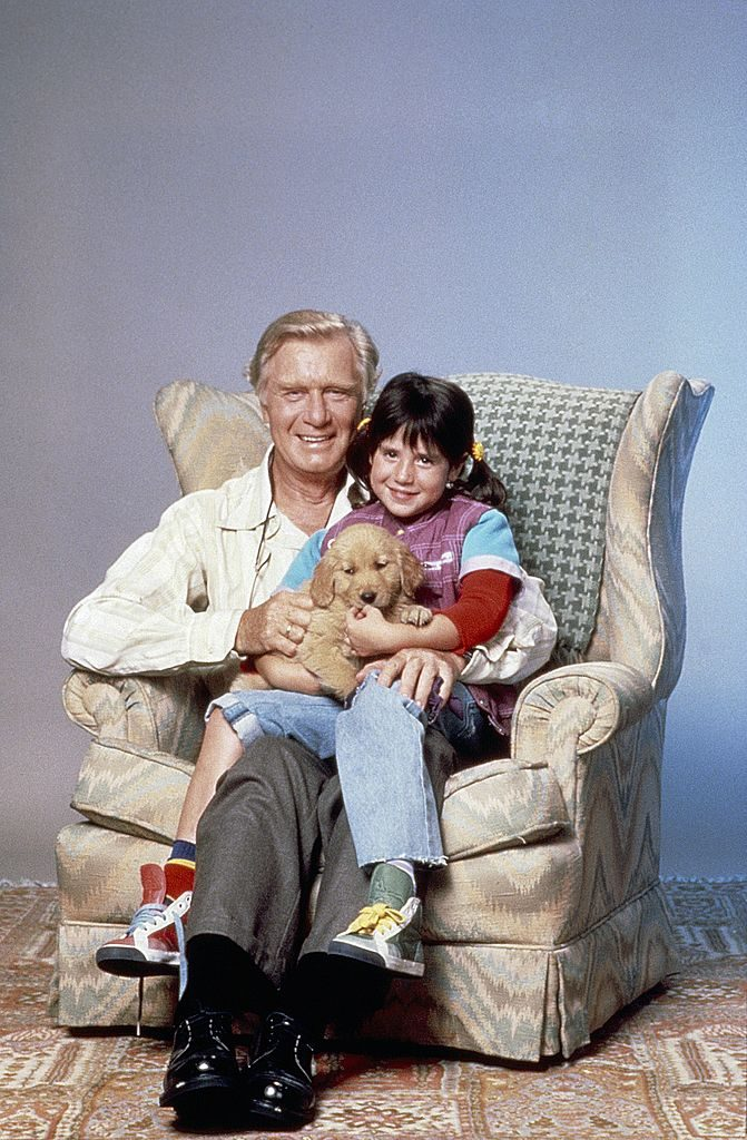 Punky Brewster and Henry
