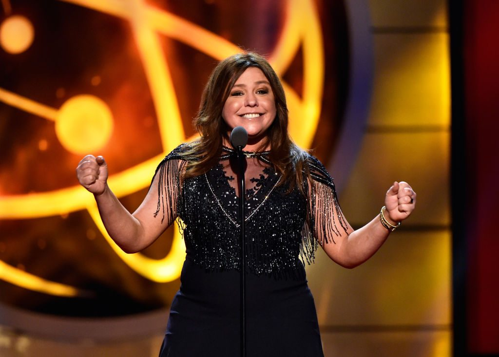 Rachael Ray at the Daytime Emmy Awards