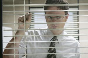 Rainn Wilson Auditioned for Another Role on 'The Office' Before Being Cast as Dwight