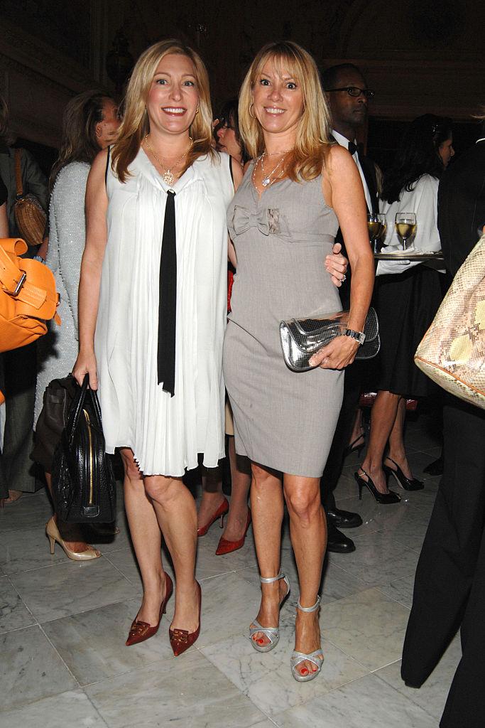 Dr. Sharon Giese and Ramona Singer