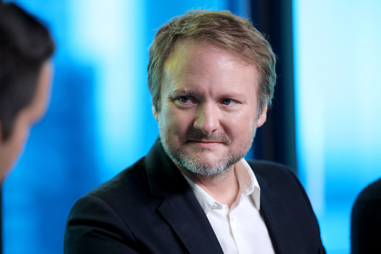 Rian Johnson at The IMDb Studio
