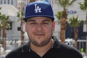 Rob Kardashian Practically Looks Like His Old Self In This New Video